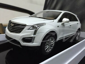 Image Is Loading 1 18 Dealer Edition Cadillac Xt5 Suv