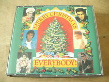 MERRY CHRISTMAS EVERYBODY 5xCD READERS DIGEST SET jake thackray