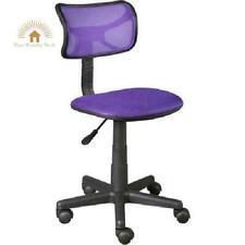 Wheeled Office Chair Swivel Mesh Desk Portable Kids Schools Home Multiple Colors