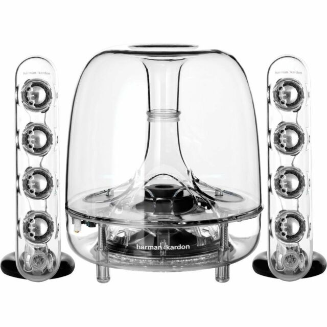 Harman Kardon Soundsticks III Wireless Bluetooth Enabled  Speaker System