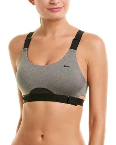 de de taille Soutien pour gris femme Light grande sport 928903 091 Support gorge Nike Modern 5qHFqz
