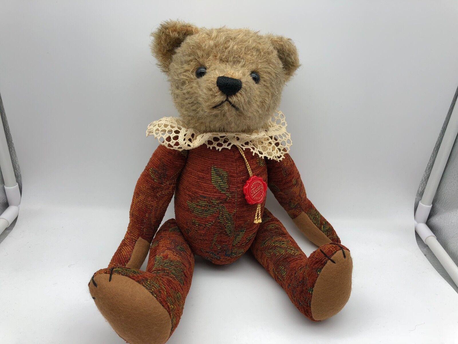 Hermann Teddy Bär 37 cm. Limitierte Auflage. Top Zustand.