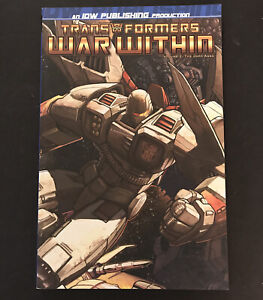 IDW-Transformers-War-Within-Volume-2-TPB-Graphic-Novel-Trade-Paperback