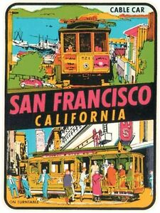 San Francisco Cable Car For Sale