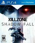 Killzone Shadow Fall (sony PlayStation 4 2017) Ps4