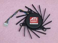 72mm ATI NVIDIA Video Card Fan Replacement 36mm x 48mm x 52mm 4Pin MBT7012XF-W20