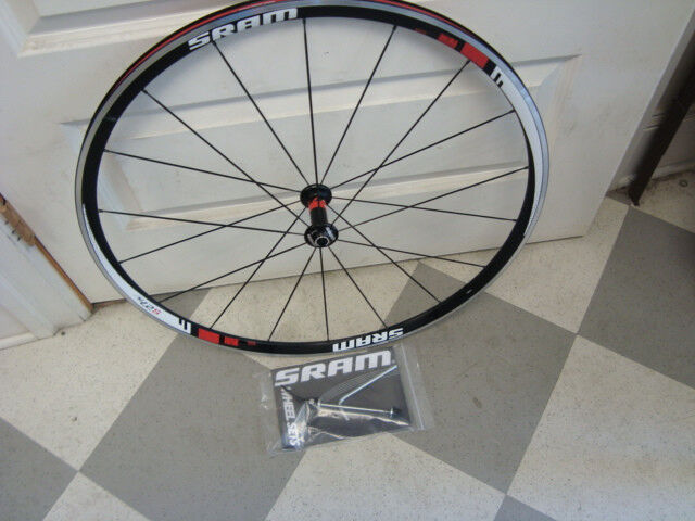 New   SRAM  S27 Comp  Front  Aluminum clincher wheel - HALF PRICE