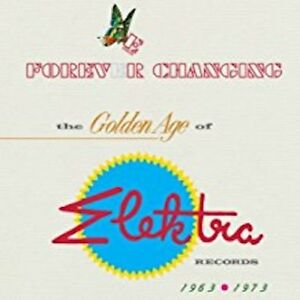 FOREVER-CHANGING-THE-GOLDEN-AGE-OF-ELEKTRA-1963-73-Box-Set-5-CD