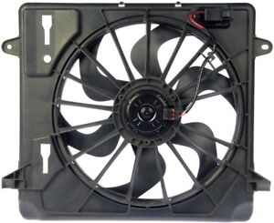 Engine-Cooling-Fan-Assembly-Dorman-620-055-fits-07-11-Jeep-Wrangler