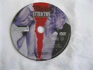 FATAL-ATTRACTION-starring-Michael-Douglas-Glenn-Close-DISC-ONLY-DVD