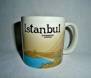 Starbucks Istanbul Been There Series Mini 3 Oz Demitasse Mug Cup 2014 Mint