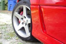 Factory Direct Fit Mudflaps Mitsubishi 3000GT Dodge Stealth GTO - New OEM mud