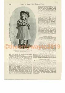 Pink-Girls-Cloak-Victorian-Fashion-Book-Illustration-Print-c1893
