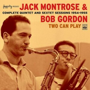 Jack-Montrose-amp-Bob-Gordon-Two-Can-Play-Complete-1954-1955-2-CDs