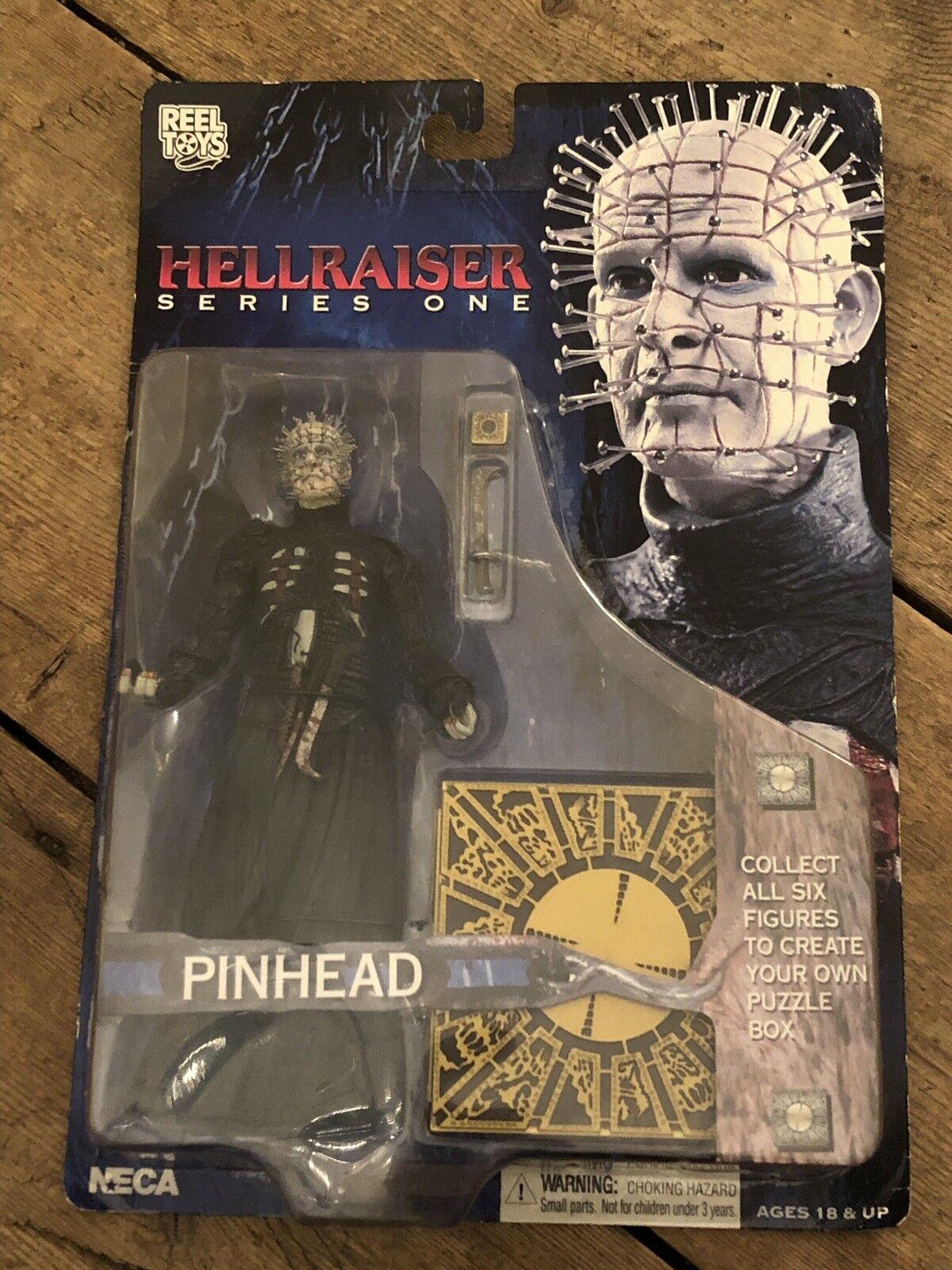 NECA Hellraiser Series 1 Pinhead afhrs 1 19