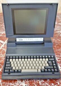 SAMSUNG-SAMTRON-VINTAGE-1988-1989-LAPTOP-COMPUTER-LP286-120-RARE