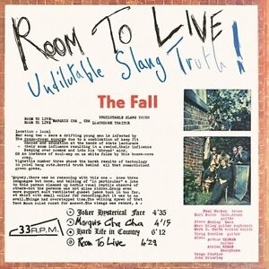 The-Fall-Room-To-Live-New-Vinyl