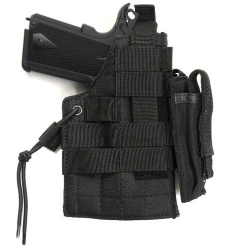 Condor Tactical Ambidextrous Beretta Pistol Holster /& Mag pouch Black H-BERETTA