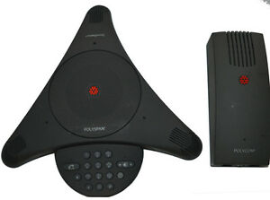 Polyspan-SoundStation-Konferenztelefon-2201-03308-103-G-Polycom-Universal-Module