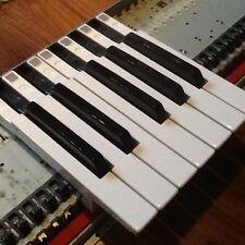 Yamaha DX7 SY77 SY85 DX7S de Repuesto Llaves 7 Teclas Blancas-A1-en todo el mundo