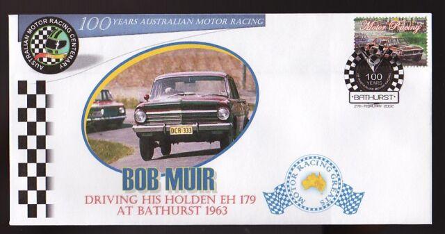 100 Yrs of AUST RACING Cv, BOB MUIR 1963 EH HOLDEN