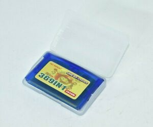 369-in-1-Game-Boy-Advance-GBA-With-Case
