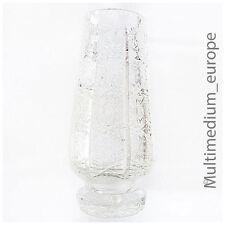 alt geschliffen Kristall Glas Vase Stern old gorgeous bohemian crystal glass cut