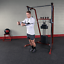 Functional-Trainer-w-190-lb-weight-stack-Best-Fitness-BFFT10-Home-Gym-Machine thumbnail 11