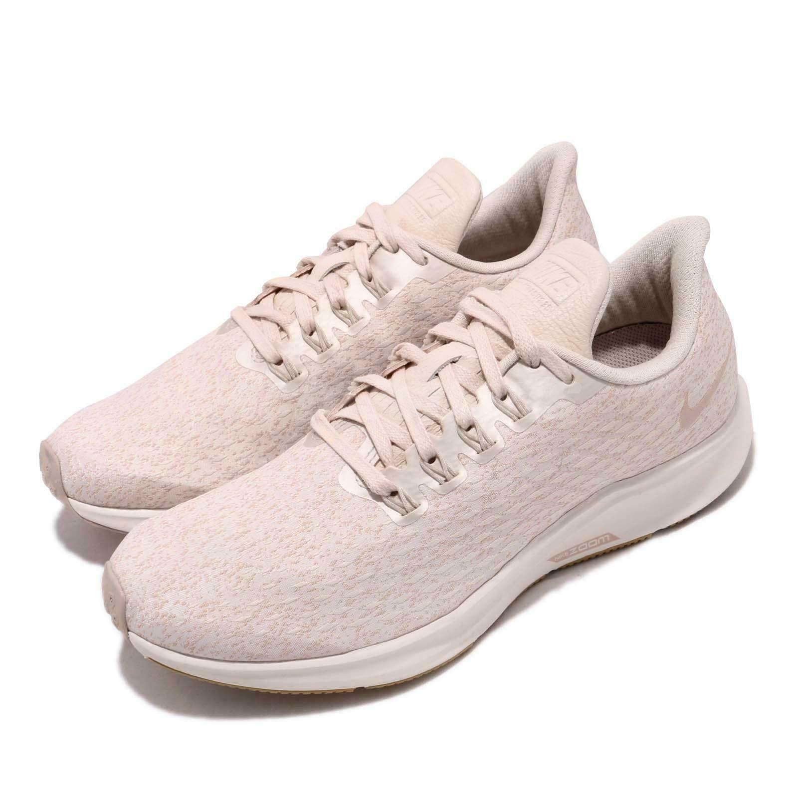 Nike Wmns Air Zoom Pegasus  35 PRM Particle Beige Women Running shoes AH8392-800  hot sports