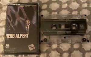 Herb Alpert - Rise (Cassette, 1979)
