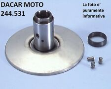 244.531 MEDIA POLEA FIJO POLINI APRILIA : SR 50 R-FACTORY (Motor Piaggio)