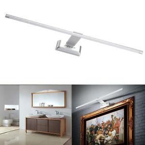 Details zu LED Bad Spiegel-Leuchte Badezimmer Beleuchtung Aufbau-Lampe IP44  Schminklicht 9W