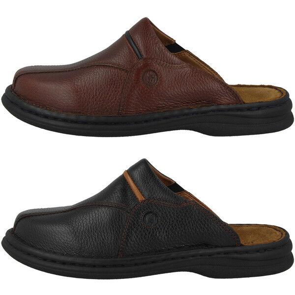 Josef Seibel Klaus zapatos caballero Clogs sandalias mocasines zapatillas de casa 10999-26