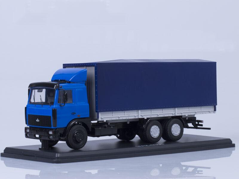 1 43 SSM maz 6303 1999 Russian Belorussian Truck SSM 1170 Rare