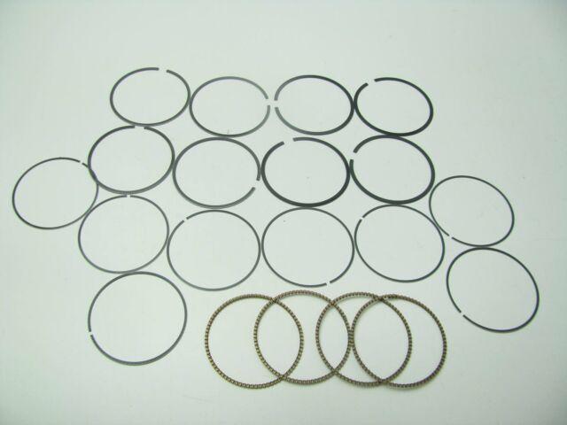 Hastings 6137060 6-Cylinder Piston Ring Set