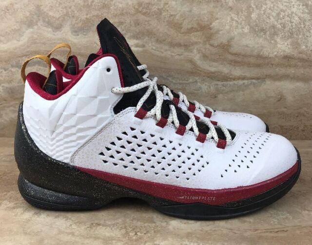 Christmas Shoes Nike.Nike Air Jordan Melo M11 Christmas Basketball Shoes White Red Black