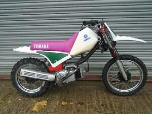 Yamaha-PW-50-80-kids-Motocross