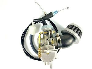 Carburetor & Throttle Cable & Air Filter For Honda XR80R CRF80F