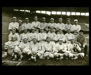 1915-Boston-Red-Sox-Team-PHOTO-Print-World-Series-Champs-Babe-Ruth-Fenway-Park
