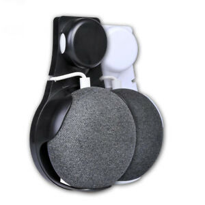Black-Wall-Mount-Holder-Hanger-Stand-for-Google-Home-Mini-Voice-Assistants-US-SA