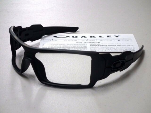 69b52977b4ae3 Authentic Oakley Oil Rig Matte Black Sunglasses Frame only 03-464