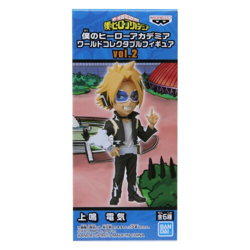 Banpresto My Hero Academia World Collectable Figure Vol.2 Denki Kaminari