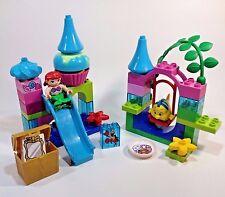Lego Duplo Ariel's Undersea Castle 10515 Mermaid Disney Princess