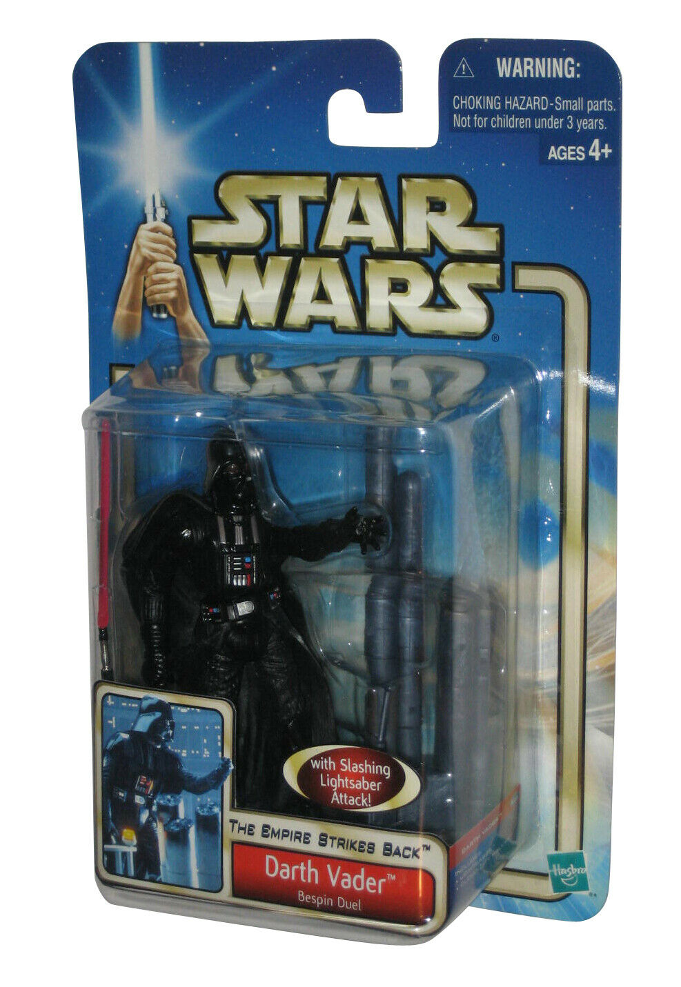 Hasbro Star Wars The Empire Strikes Back Luke Skywalker figura de acción-moc nuevo