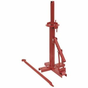 Sealey-TC960-Tyre-Changer-Manual-Operation