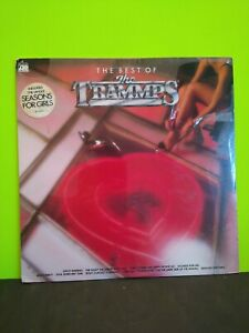 The-Best-of-The-Trammps-LP-Record-Album-Vinyl-Sealed-see-pics