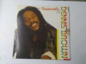 Dennis-Brown-Inseparable-Vinyl-LP-1988