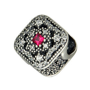 7975b1878 Image is loading Genuine-Pandora-Silver-Fairytale-Treasure-Charm-792013NCC