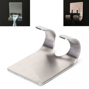1PC-Shaver-Shelf-Stainless-Steel-Razor-Holder-Razor-Rack-Bathroom-Razor-BEFBDU