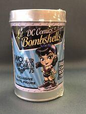 DC COMICS LIL BOMBSHELLS FCBD 2017 VINYL FIGURE